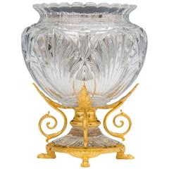 Superb Quality Ormolu-Mounted Table Jardinière, F&C Osler