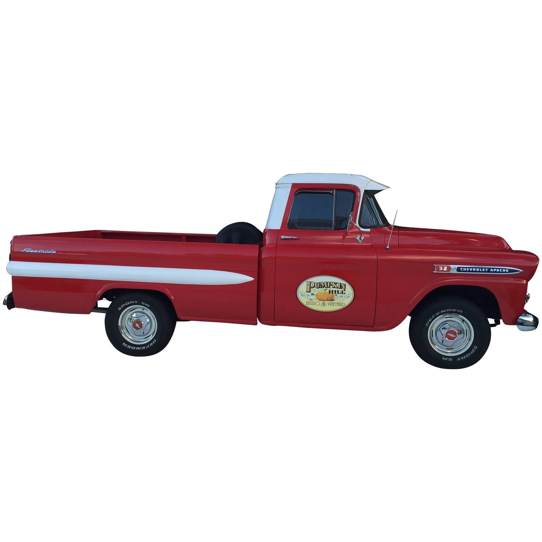Chevrolet Dealer West Palm Beach: Iconic 1959 Chevrolet Pick Up, Apache Fleetside, Long Bed