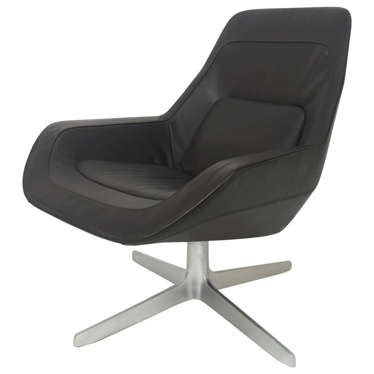 De Sede DS-144 Armchair in Leather Select Cigarro