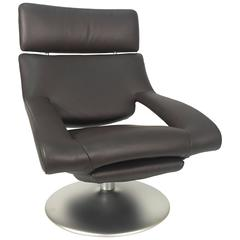 De Sede DS-255/11 Armchair in Leather Select Cigarro
