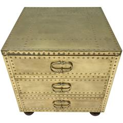 Brass Sarreid Chest