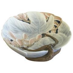 Bing & Grondahl Leaf-Shaped Bowl or Ashtray #1113