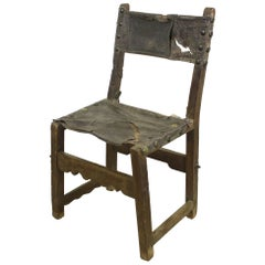 Museum Quality Early Spanish Chair