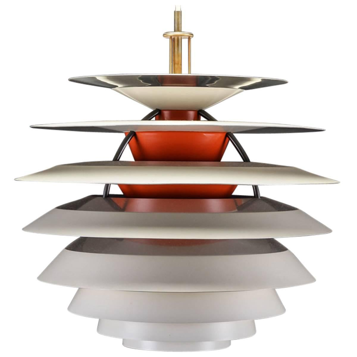 Contrast Pendant by Poul Henningsen