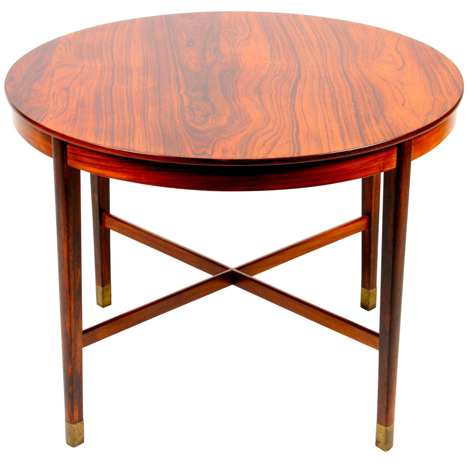 low table in rosewood at 1stdibs