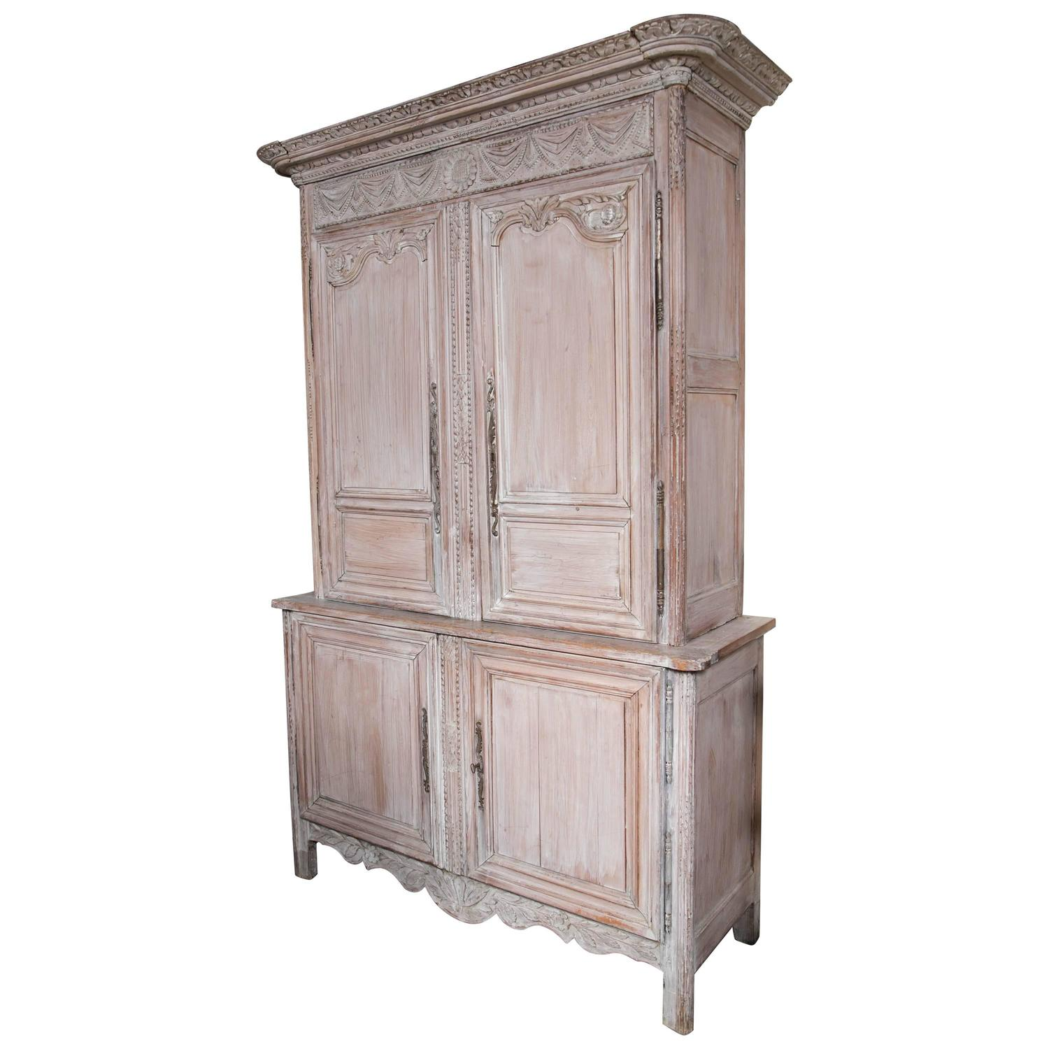 19th Century French Armoire At 1stdibs