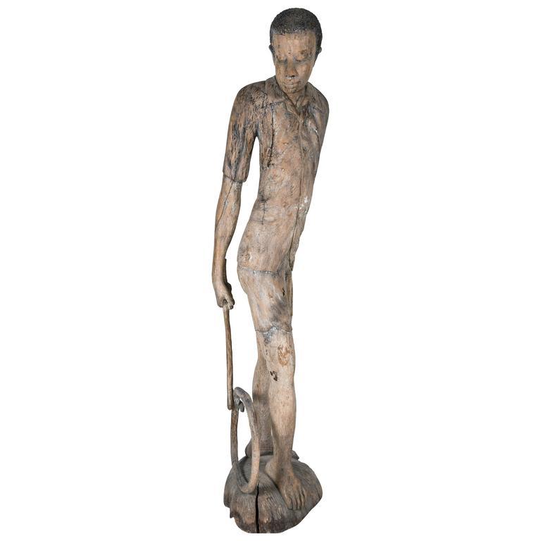 Folk Art Sculpture
