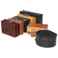 Collection of Attache Cases and Luggage from the Estate of Paul & Bunny Mellon