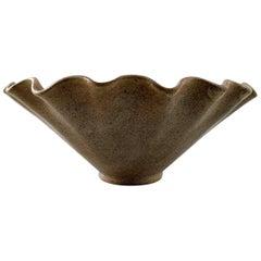 Arne Bang Ceramics, Large Bowl