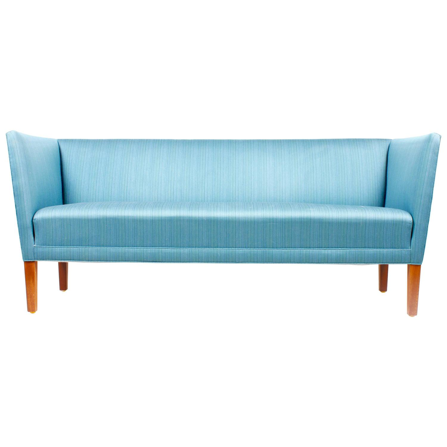 Classic sofa by grete jalk for sale at 1stdibs for Traditional couches for sale