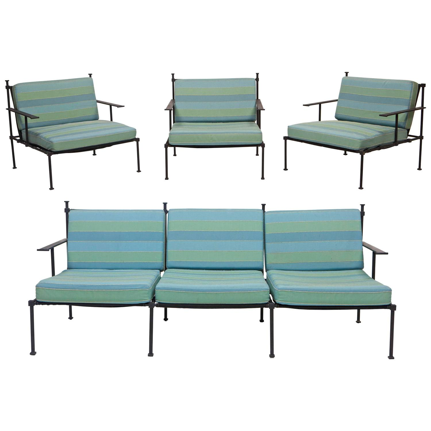 outdoor vintage patio set 1970s at 1stdibs