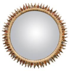 """Line Vautrin, Mirror """"Soleil a pointes N1"""""""