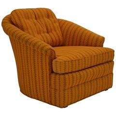 Club Lounge Bucket Chair by Kay Lambeth for Erwin-Lambeth, circa 1964