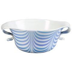 Durand Glass Bowl