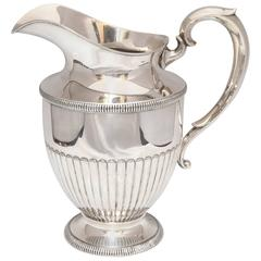 Art Deco Sterling Silver Water Pitcher