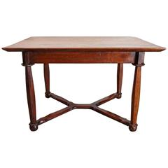 19th Century Oak Hall or Dining Table