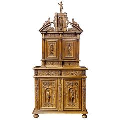 French Renaissance Cabinet