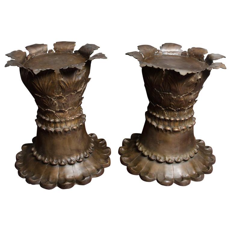 Bronze Table 1