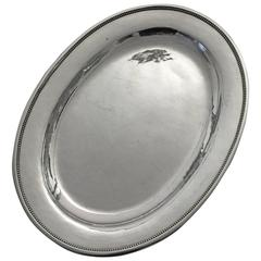 Georg Jensen Sterling Silver Tray