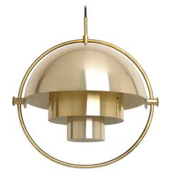 Multi-Light Ceiling Pendant by Louis Weisdorf