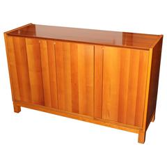 20th Century Sycamore Sideboard