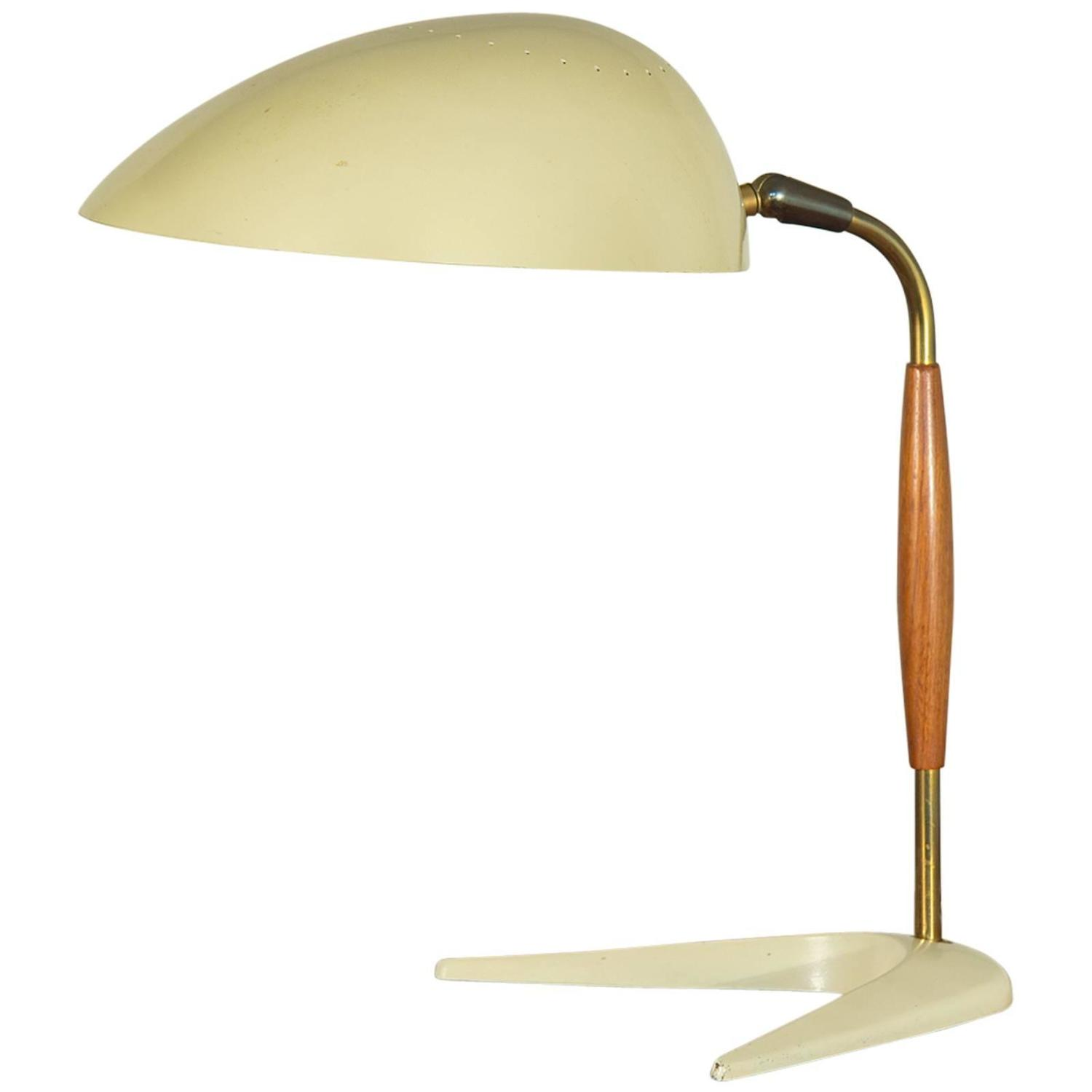 Gerald thurston boomerang desk lamp for sale at 1stdibs geotapseo Image collections