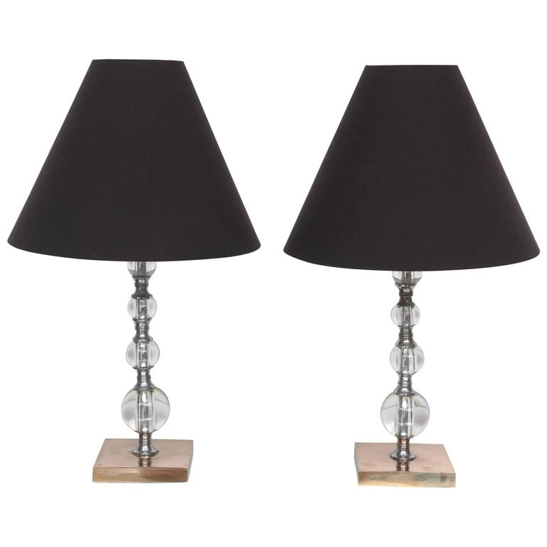 Art deco dressing table lamp best inspiration for table lamp for Dressing table lamp lighting