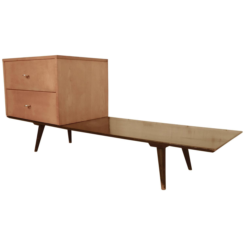 modular coffee table by paul mccobb for sale at 1stdibs viyet designer furniture tables astele modular