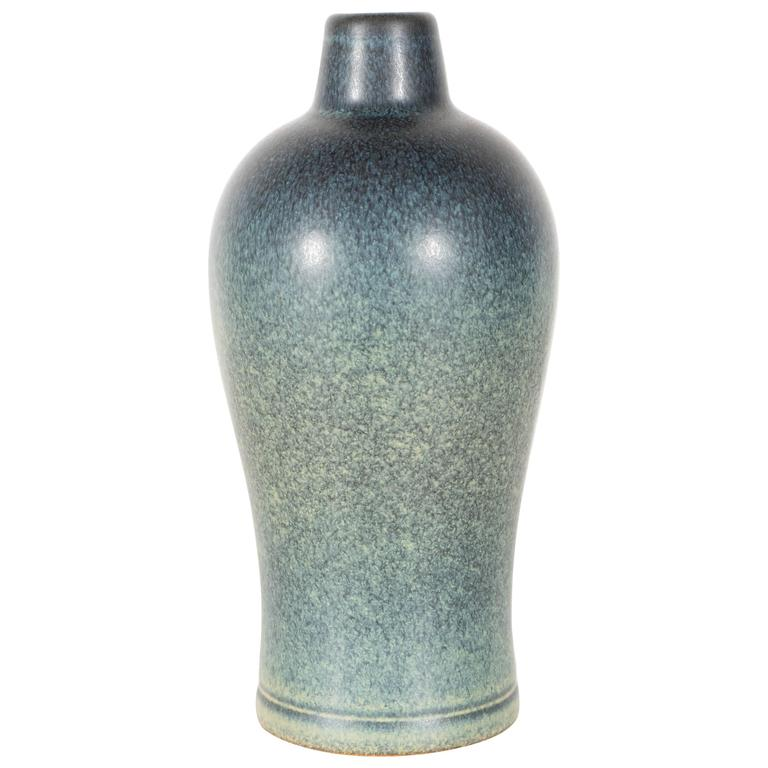 Gorgeous Mid-Century Modernist Vase by Gunnar Nylund for Rörstrand