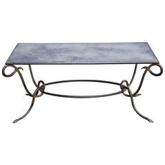 Forged Iron Coffee Table