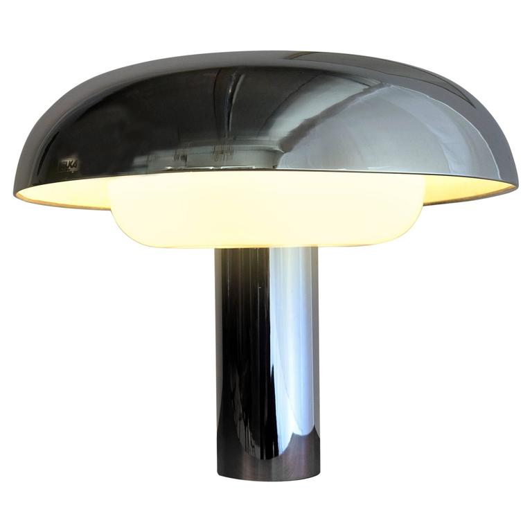 1970's Pampero table Lamp By Leuka