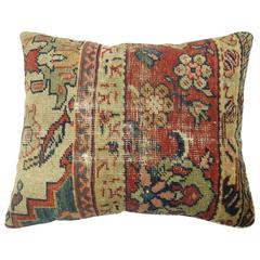 Shabby Chic Mahal Pillow
