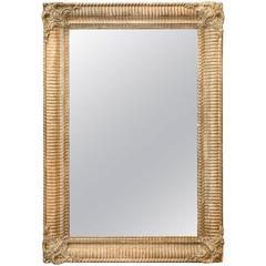 19th Century Bois Doré Mirror