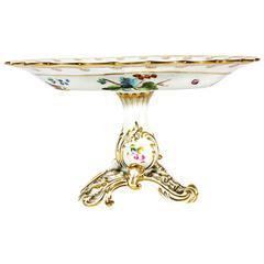 Antique French Porcelain Serving Piece