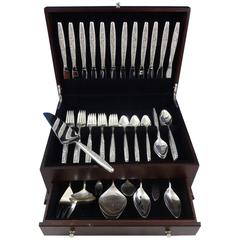 Valencia by International Sterling Silver Flatware Service for 12