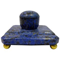 Early 20th Century French Inkwell