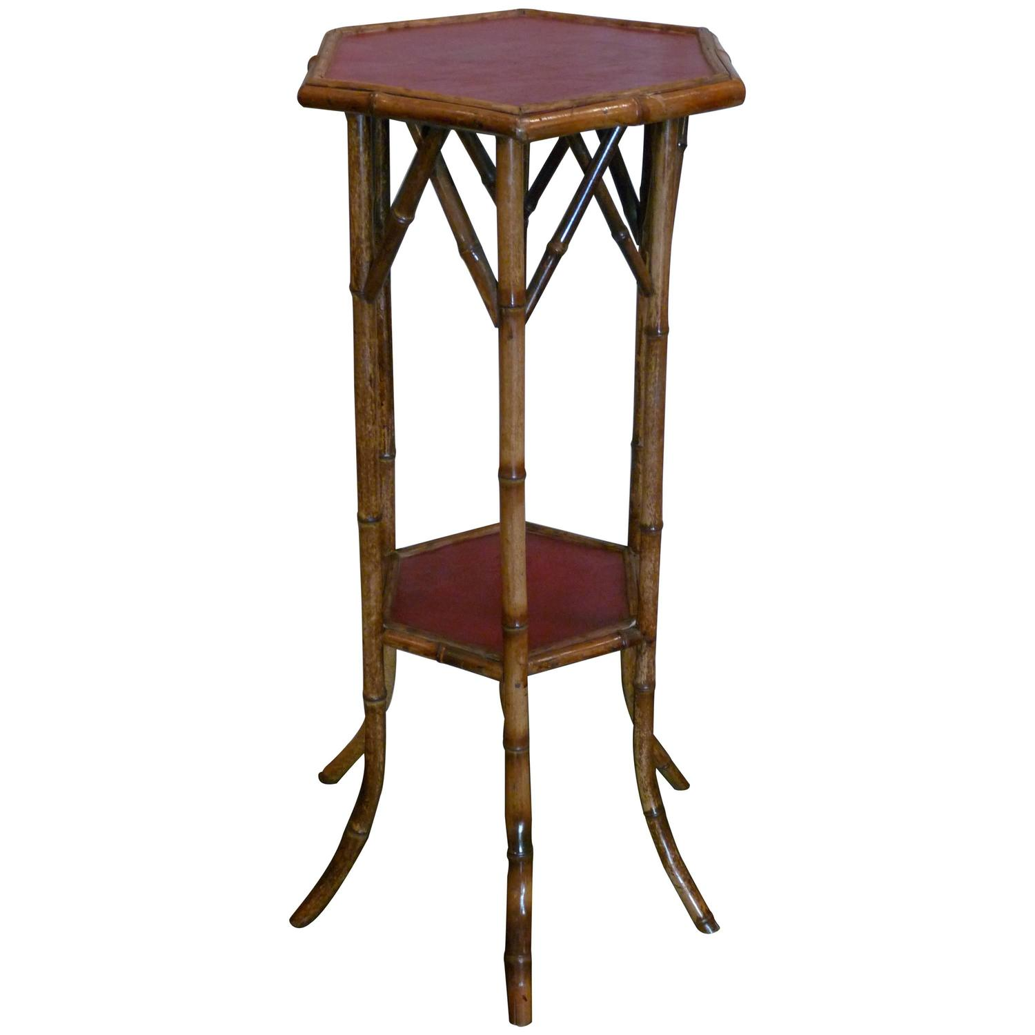 Bamboo Plant On Table: English Bamboo Plant Stand At 1stdibs