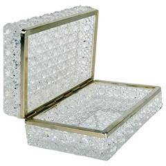 Midcentury Glass Box