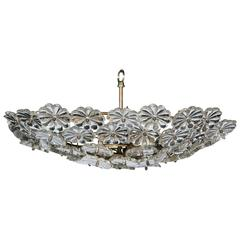 1930s French Light Fixture