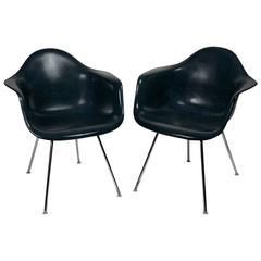 Pair of Herman Miller World's Fair Chairs