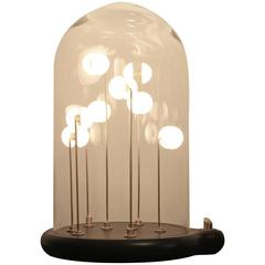 "Dreamlike Thierry Toutin's Gold Lighting ""Germes de Lux"""