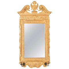 Architectural Mirror in the manner of George II