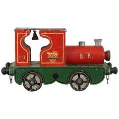 Toy Train from and English Circus