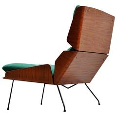 Georges van Rijck Beaufort Lounge Chair, Belgium, 1959