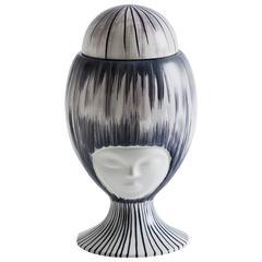 Sister Helen Vase Special Edition Stripes Designed by Pepa Reverter