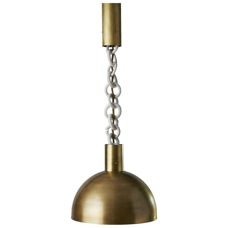 Link Porcelain Quad-Light By Apparatus For Sale At 1stdibs