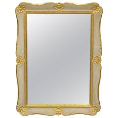 Louis XV French Style Mirror by Stanley E. Corneal, 1950