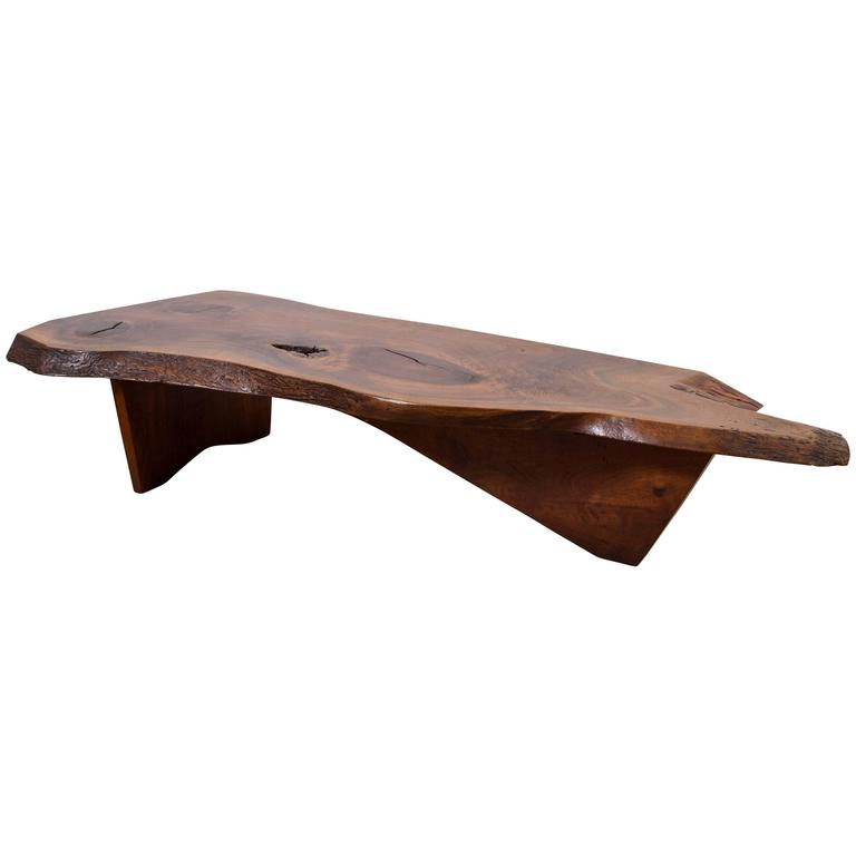 George Nakashima Coffee Table For Sale