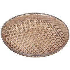 Large Mathieu Matégot Bowl Dish in Original Condition