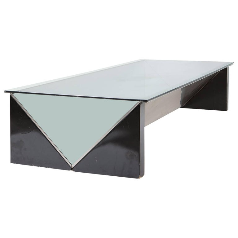 Napoleone Low Table By Claudio Salocchi For Sormani For Sale At